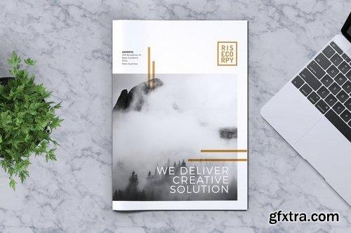 Creative Brochure Template Vol 38