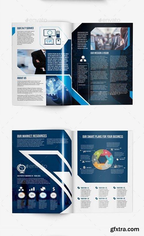 GraphicRiver - Bifold Brochure 11797458