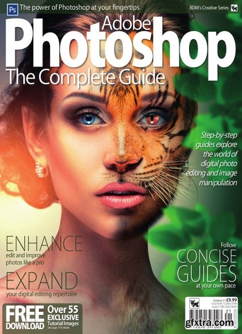 BDM's Adobe Photoshop The Complete Guide - 30 July 2018