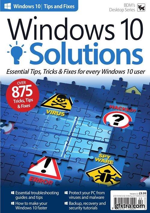 BDM's Windows User Guides - Windows 10 Solutions 2018