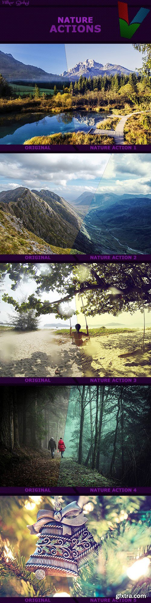 Graphicriver - Nature Actions 14366432