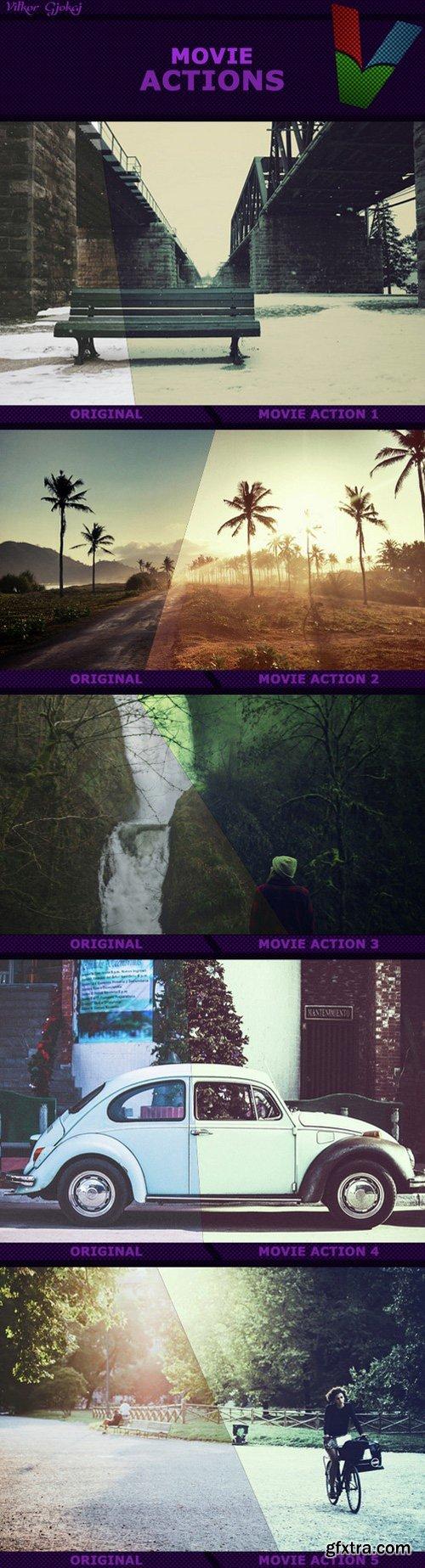 Graphicriver - Movie Actions I 14528843