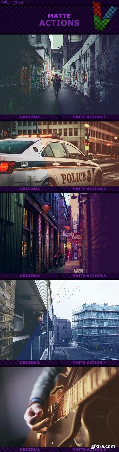 Graphicriver - Matte Actions I 14849273