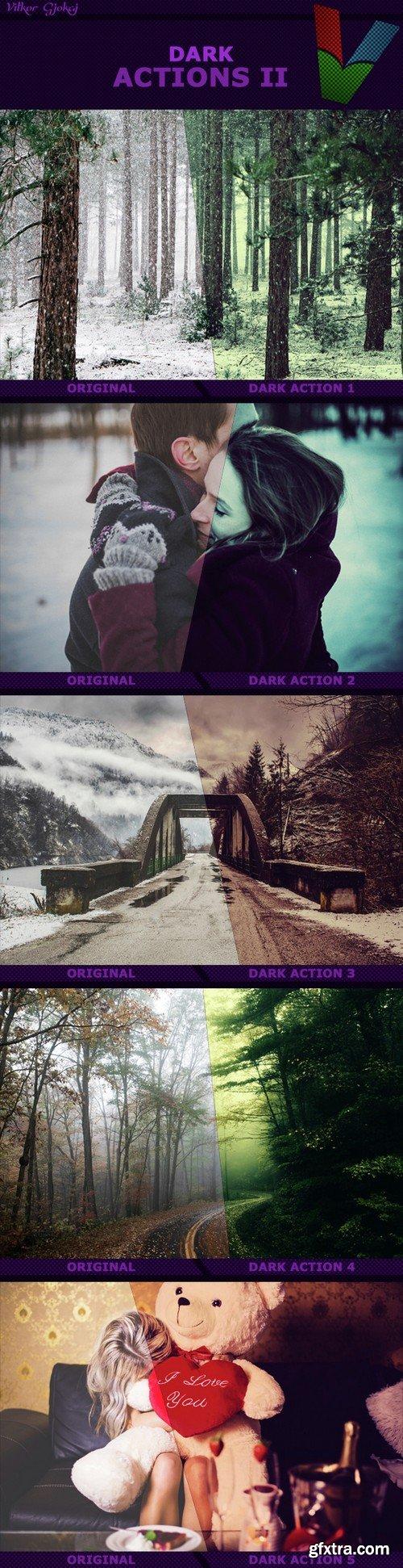 Graphicriver - Dark Actions II 14941405