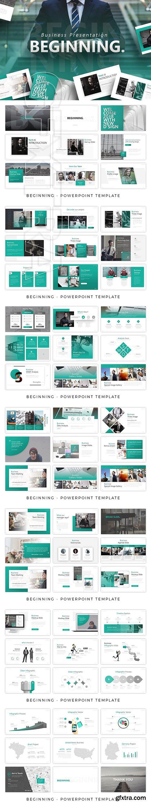 Beginning - Business Presentation