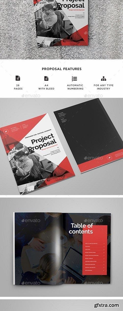 GraphicRiver - Proposal Bundle 17405358