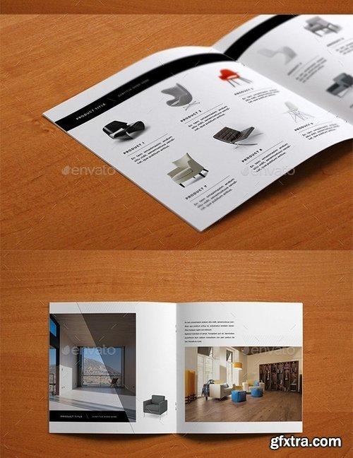 GraphicRiver - Minimal Interior Design Catalog 9849569