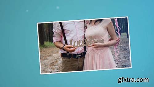 Romantic Photos Slideshow - After Effects 95088