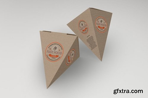 Fast Food Boxes Vol10 Take Out Packaging Mockups
