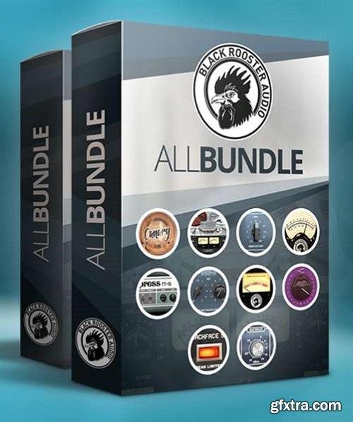 Black Rooster Audio The All Bundle v2.2.0 AU VST macOS-offset