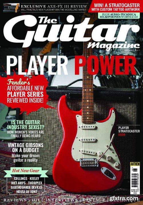 The Guitar Magazine - August 2018