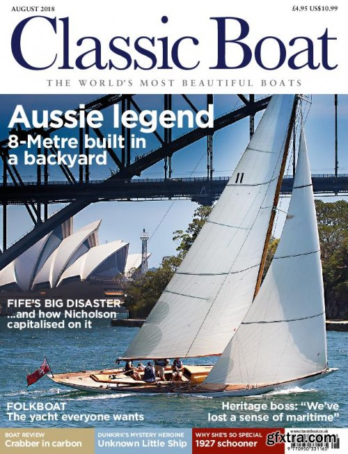 Classic Boat - August 2018