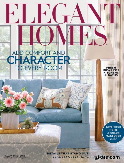 Elegant Homes - June 2018