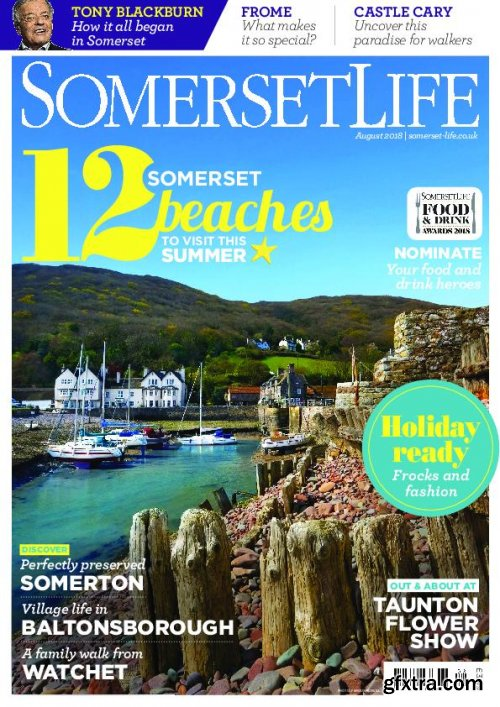 Somerset Life - August 2018