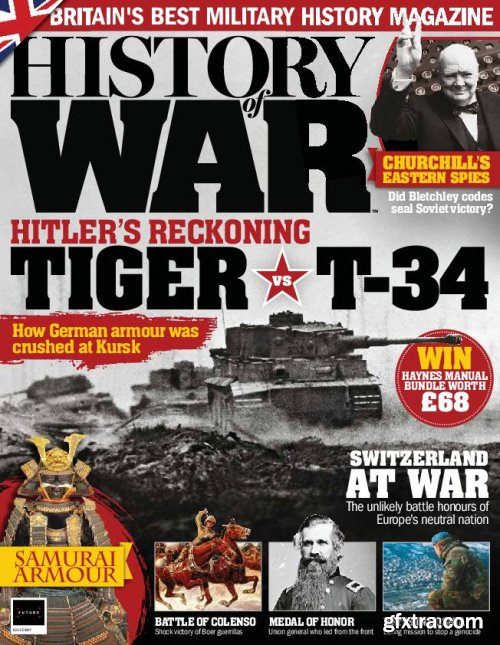 History of War - August 2018