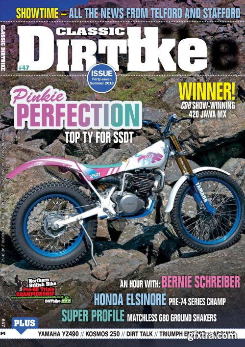 Classic Dirt Bike - June 2018