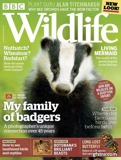BBC Wildlife - August 2018