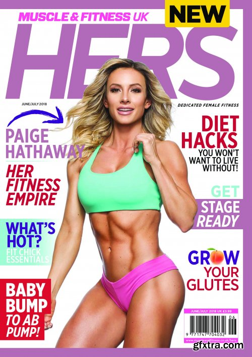 Muscle & Fitness Hers UK Edition - May 2018