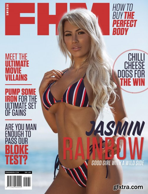 FHM Sweden - June 2018