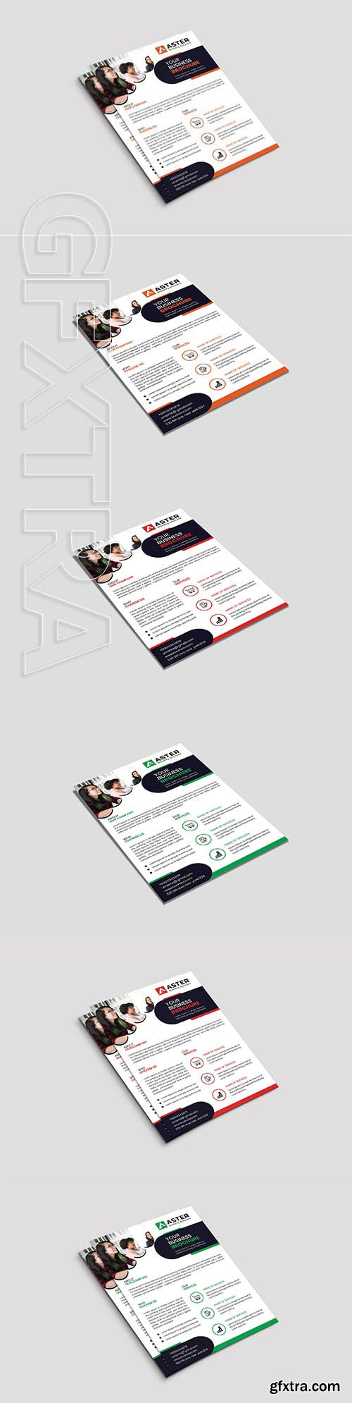 CreativeMarket - Business Flyer Template 2735649