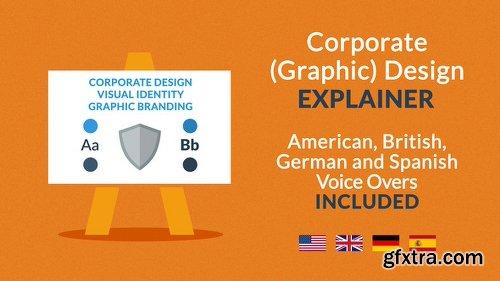 Videohive Corporate (Graphic) Design Explainer 15710569
