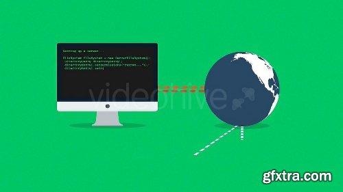 Videohive Web Hosting Explainer 13156260