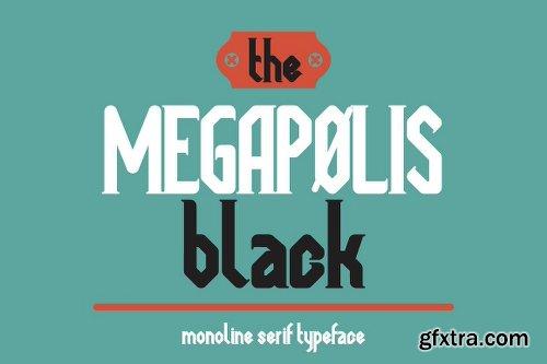 Font Bundle: 40 Typefaces from 22 Font Families