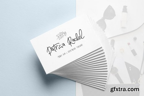Fashionable Duo Font Family - 2 Fonts