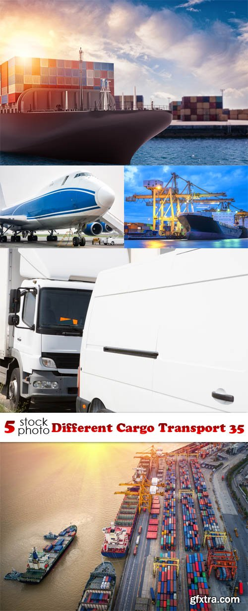 Photos - Different Cargo Transport 35