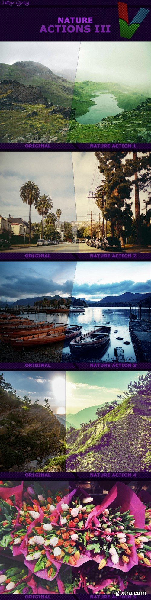 Graphicriver - Nature Actions III 15222022