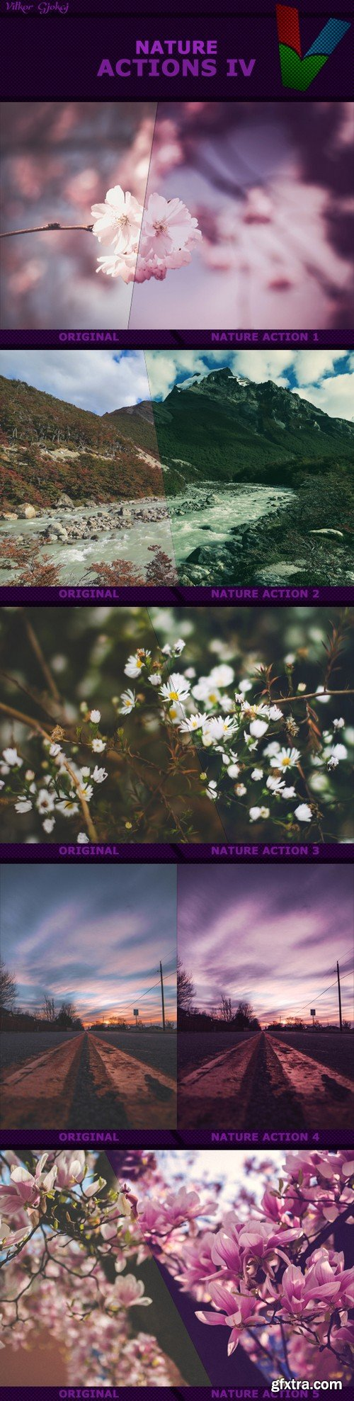 Graphicriver - Nature Actions IV 15758444