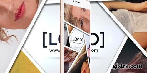 Fast Photo Logo Reveal - After Effects 95025