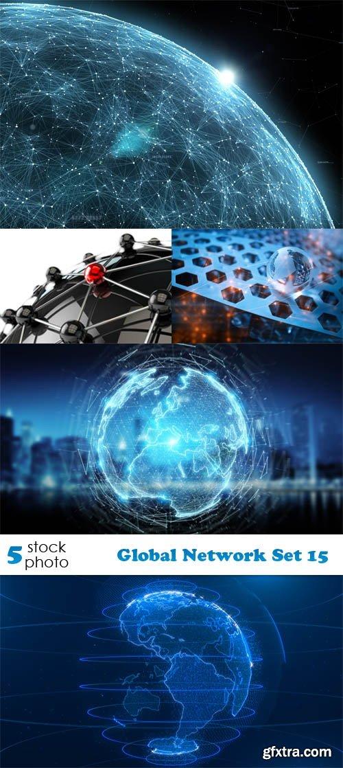 Photos - Global Network Set 15