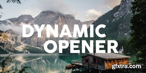 Dynamic Opener - After Effects 100251