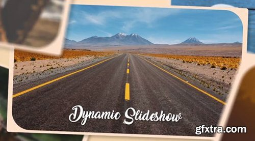 Dynamic Slideshow - After Effects 100991