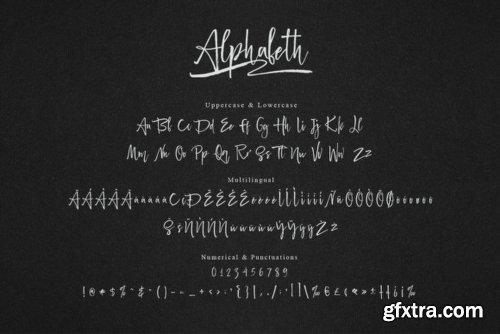 Him Font Family - 2 Fonts