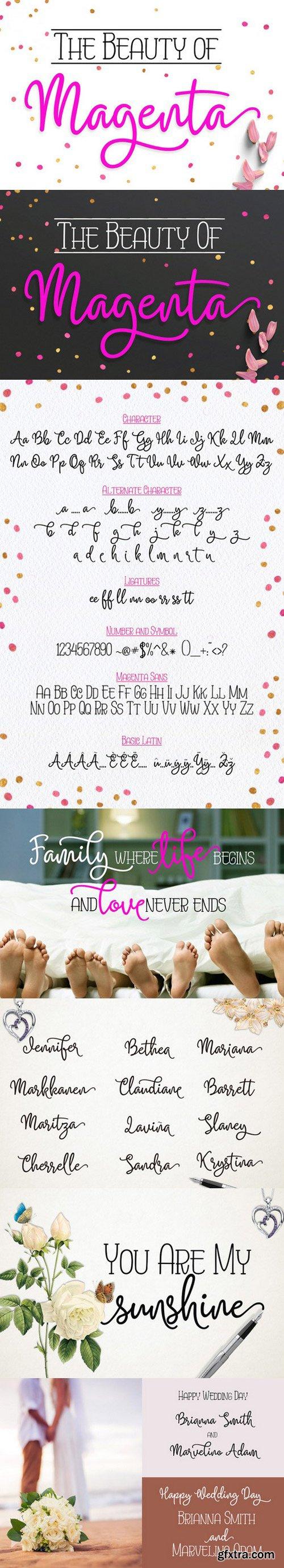 Mix Fonts Bundle 25