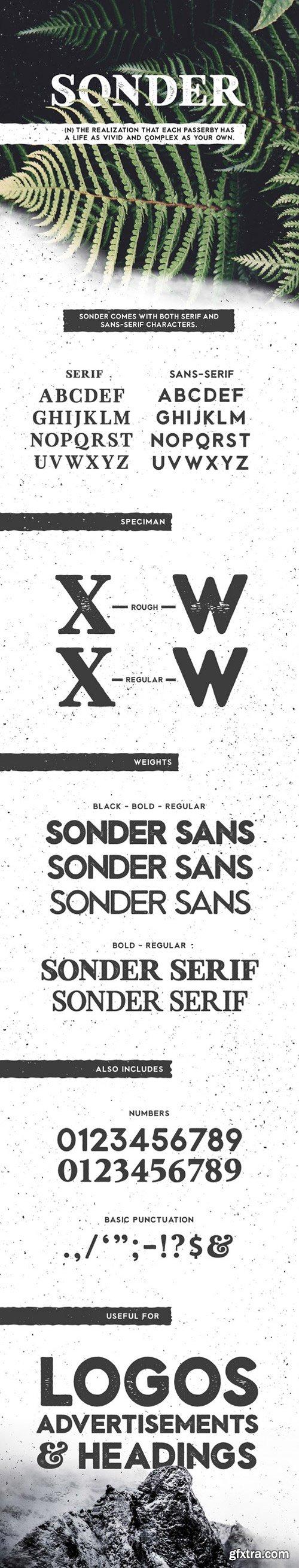Mix Fonts Bundle 27