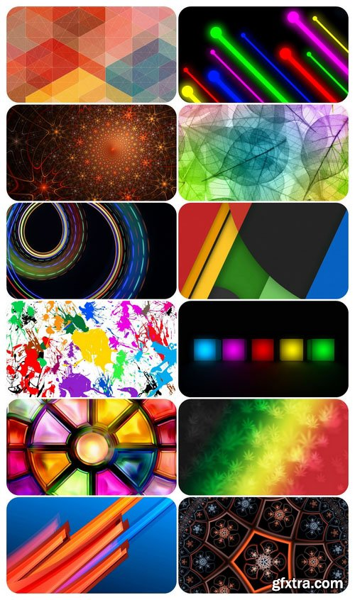 Wallpaper pack - Abstraction 19