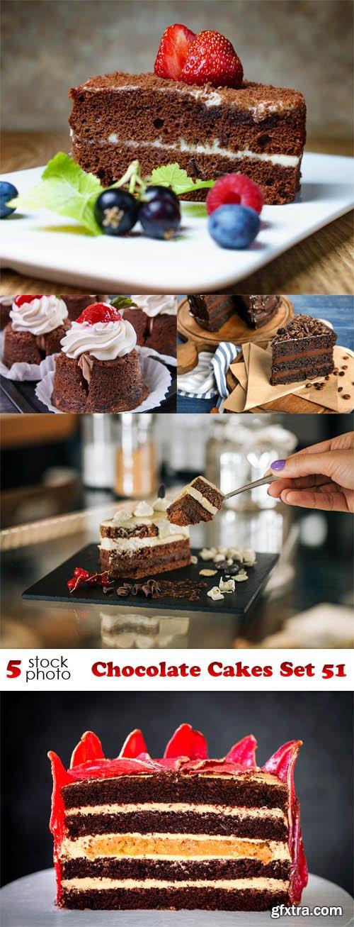 Photos - Chocolate Cakes Set 51