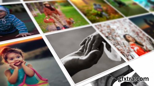 Videohive Mosaic Photo Reveal V3 7266788