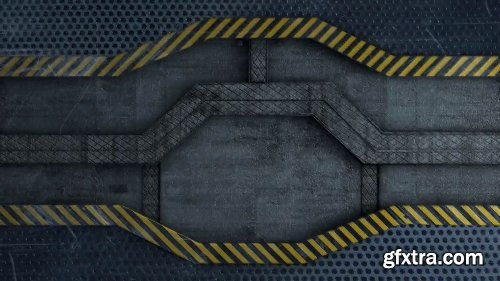 Videohive Metal Transitions Pack 11946317