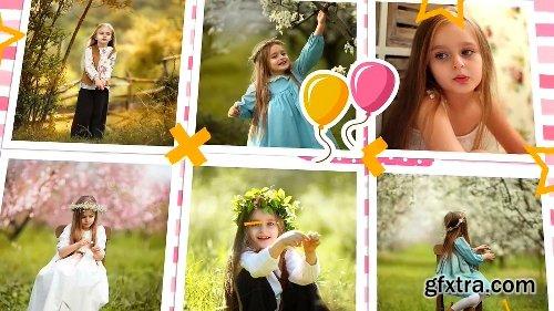 Videohive Birthday Slideshow 19318888