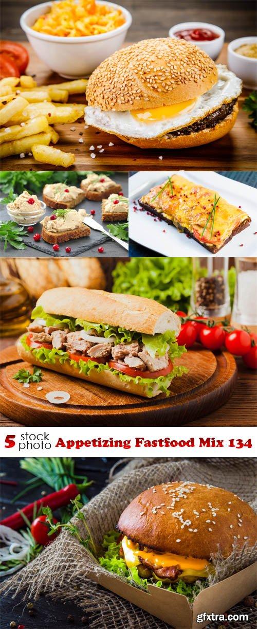 Photos - Appetizing Fastfood Mix 134