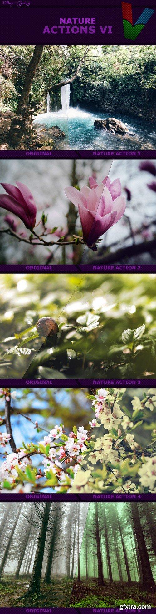 Graphicriver - Nature Actions VI 16657664