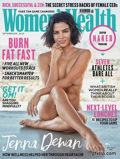 Women\'s Health UK - September 2018