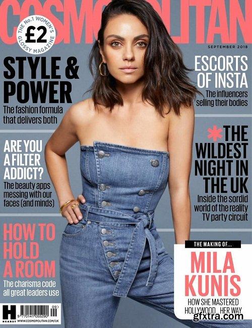 Cosmopolitan UK - September 2018