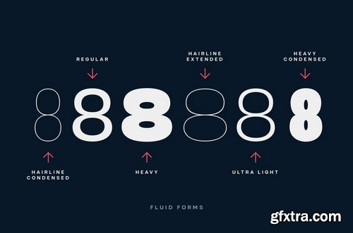 Nominee Font Family