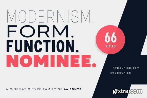 Nominee Font Family