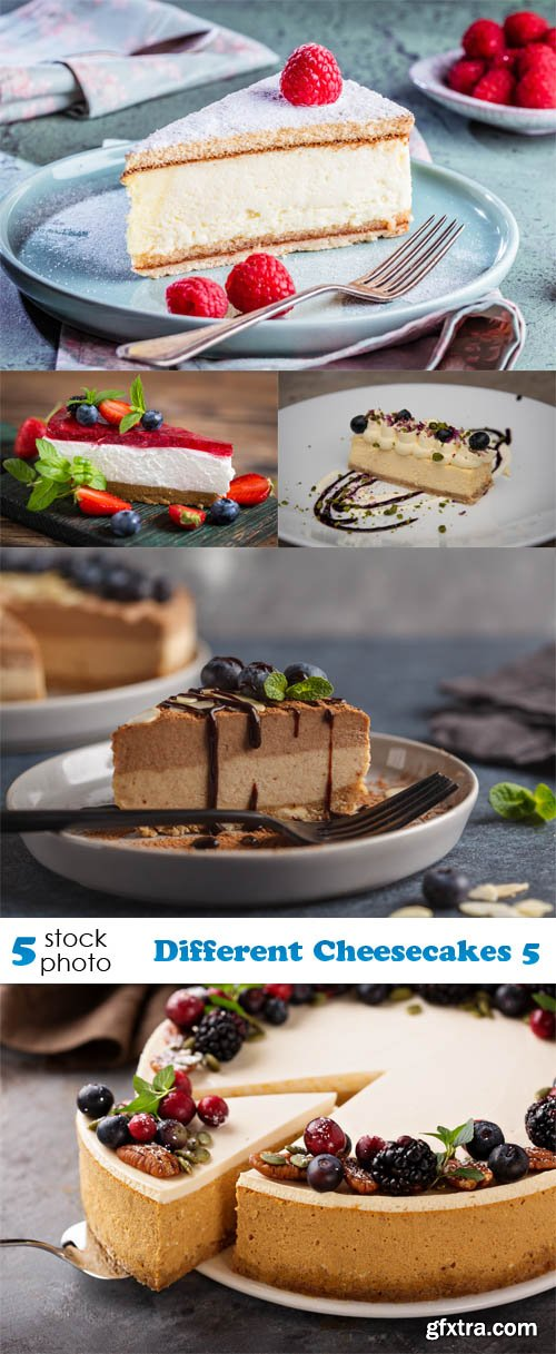 Photos - Different Cheesecakes 5
